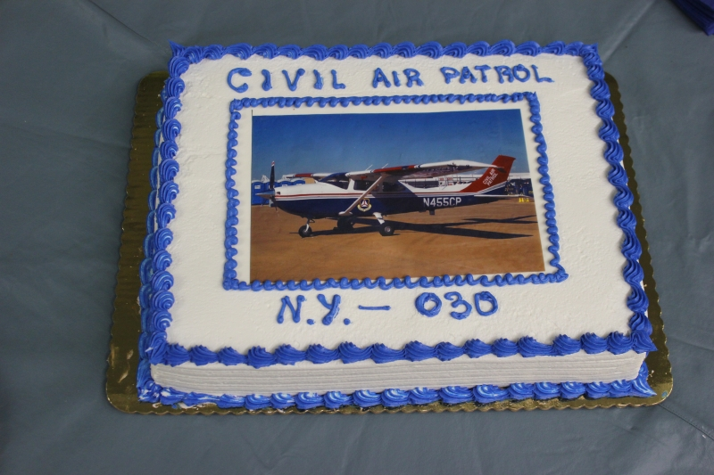 Cake from Squadron Christmas party
