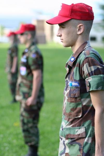 Cadet line